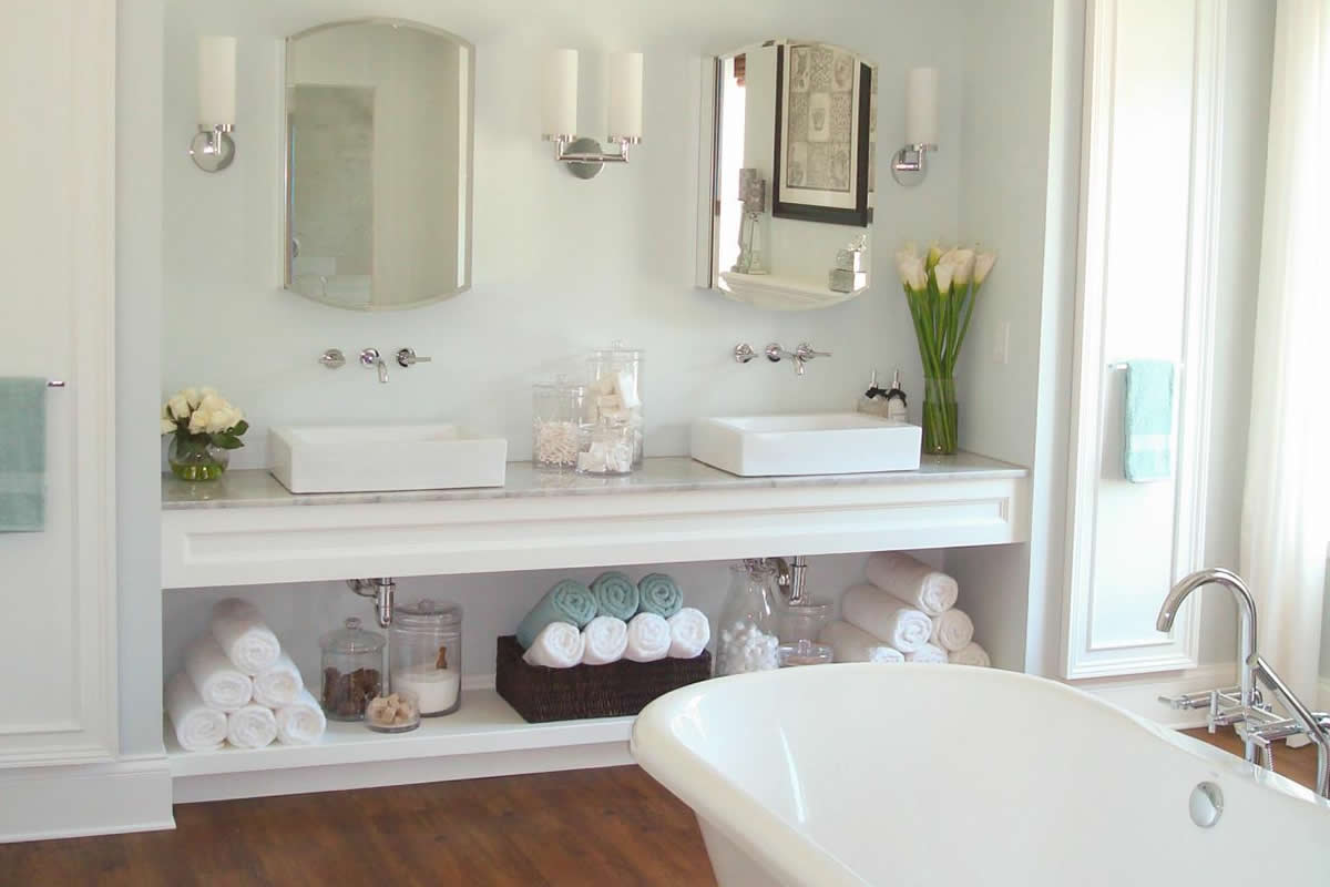 How to Make The Most of Your Bathroom Space