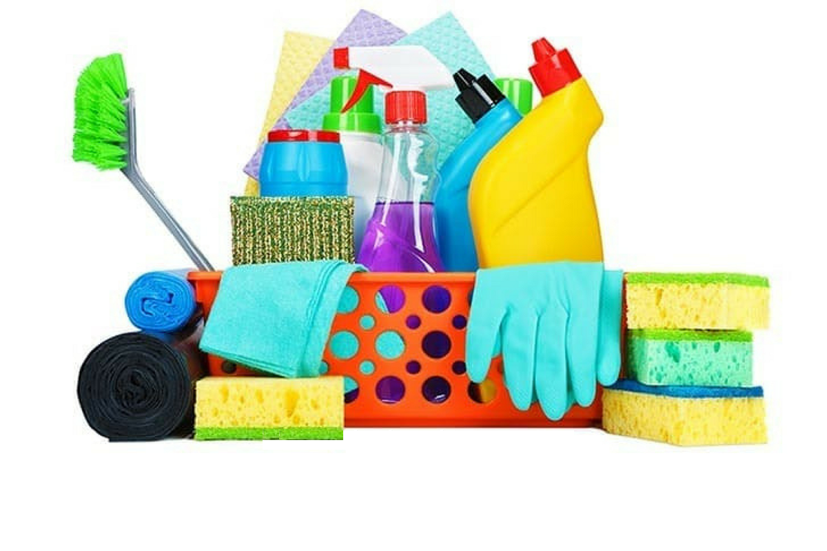 Home Essentials for A Well-Stocked Home Cleaning Kit