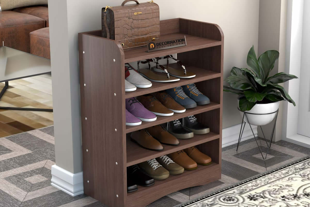 Best ways to arrange your shoes