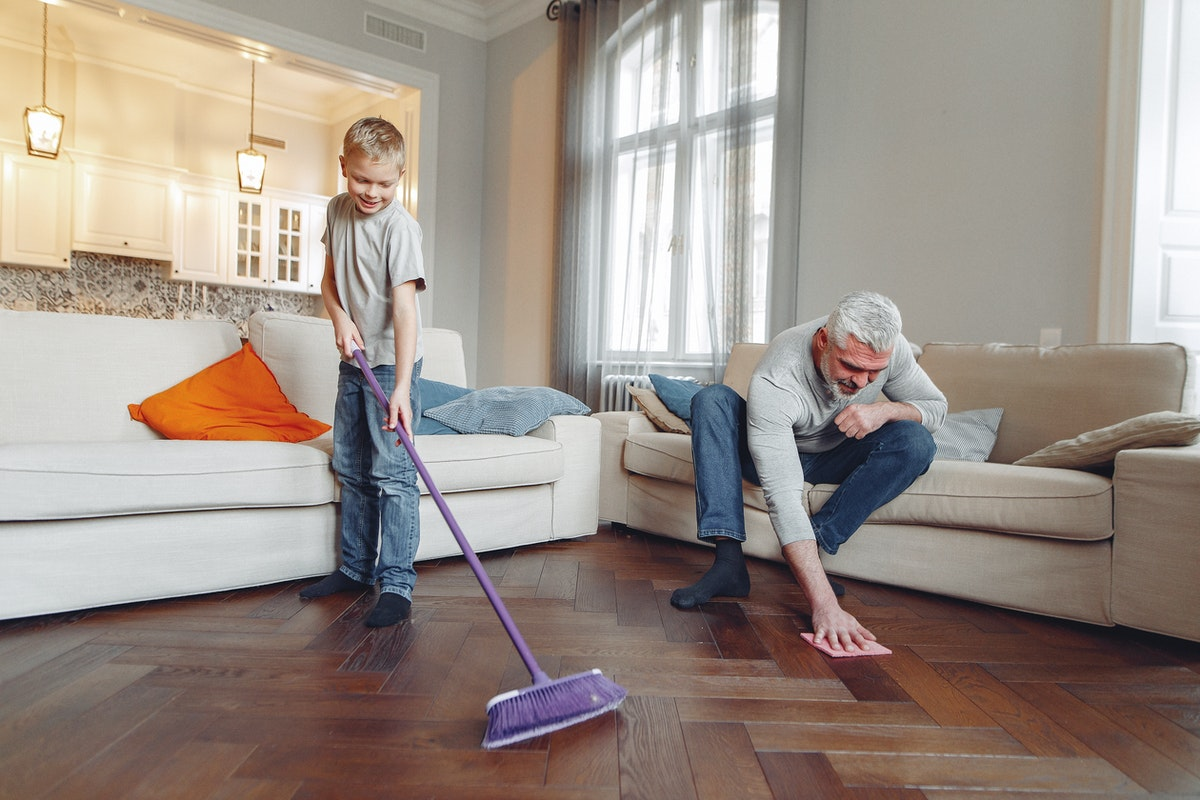 Four Floor Care Mistakes to Avoid Making in Your Apartment